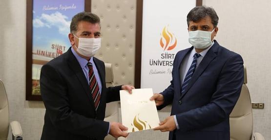 Siirt Üniversitesi ile Baykan İlçe Milli Eğitim Müdürlüğü Arasında İşbirliği Protokolü İmzalandı