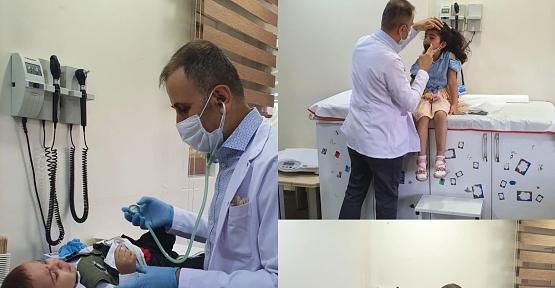 Dr. Abdulhakim Güneş, Çocuklarda En Sık Görülen 8 Kış Hastalığını Anlattı