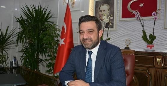 AK Parti İl Başkanı Av. Ekrem Olgaç'tan Yeni Yıl Mesajı