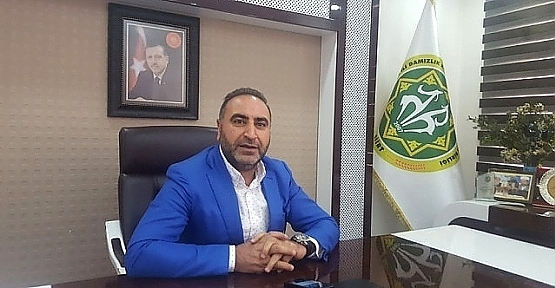 Başkan M. Ali Şengöz'den Yeni Yıl Mesajı