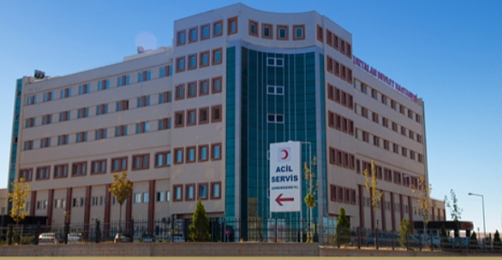 Depremde Kurtalan Devlet Hastanesi Binasında Problem Olmadığı Tespit Edildi