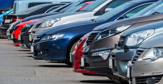 Kasım Ayında Siirt'te Otomobil Sayısı Yüzde 2 Azaldı