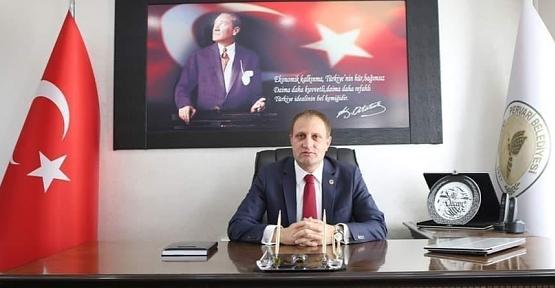 Pervari Belediye Başkanı Tayyar Özcan'ın Yeni Yıl Mesajı