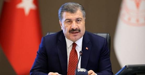 """Sağlık Bakanı Fahrettin Koca, """"Nisan Ayında Bu Belayı Bitirmek İstiyoruz"""""""