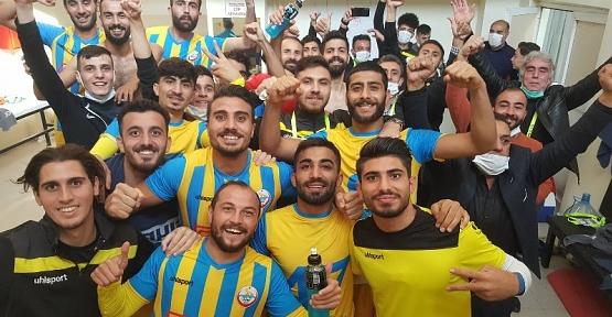 Siirt Özel İdare Spor Deplasmanda Muğlasporu Mağlup Etti