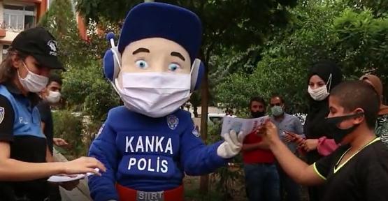Siirt Polisi, Kovid-19 Tedbirlerine Uyan Vatandaşlara Kliple Teşekkür Etti
