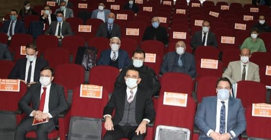 Vali Hacıbektaşoğlu Başkanlığında Bağımlılıkla Mücadele Toplantısı Yapıldı