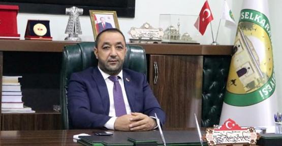 Veysel Karani Belediye Başkanı Murat Akgün'ün Yeni Yıl Mesajı