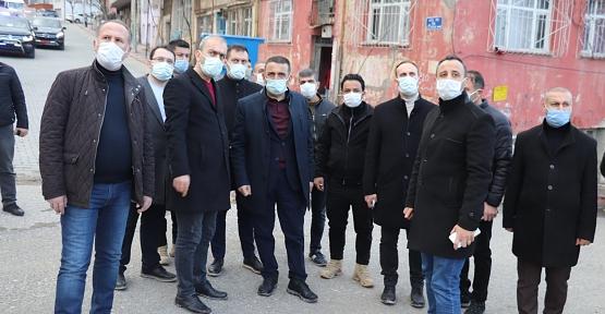 Vali/Belediye Başkan V. Hacıbektaşoğlu, İl Genelinde İncelemelerde Bulundu