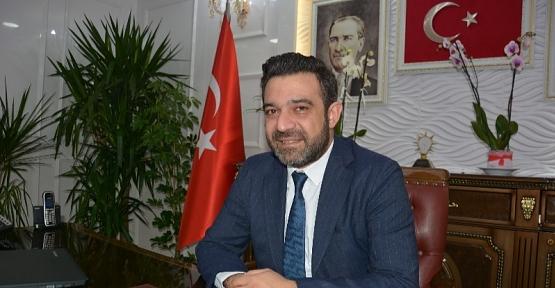 AK Parti İl Başkanı Av. Ekrem Olgaç'tan Çalışan Gazeteciler Günü Mesajı