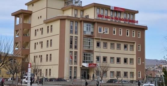 Siirt Ağız ve Diş Sağlığı Merkezi 18 Ocak'ta Tekrar Açılıyor