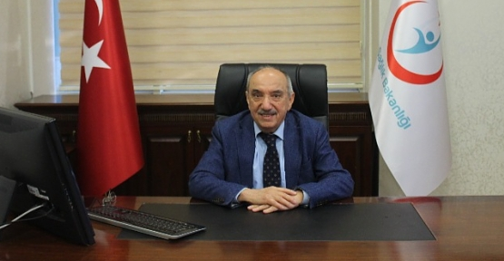 Siirt Eğitim ve Araştırma Hastanesi Başhekimliğine Atanan Prof. Dr. Selahatin Vural Göreve Başladı