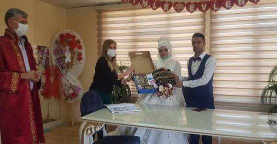 Siirt'te 2020 Yılında 950 Resmi Nikah Kıyıldı