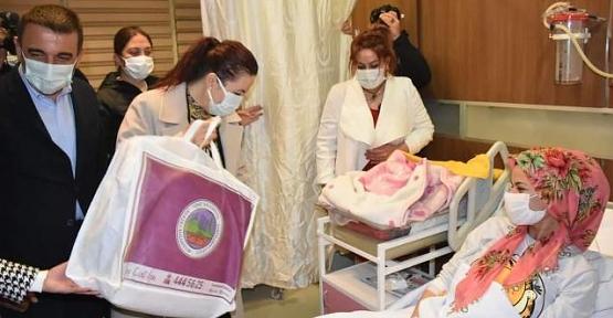 Siirt'te Yeni Yılın İlk Bebekleri Doğdu
