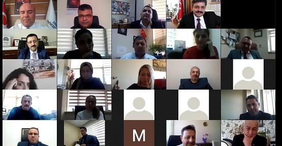 Tarım Öğretiminin Başlangıcının 175. Yılı Ziraat Fakültesi Tarafından Düzenlenen Online Toplantı İle Kutlandı