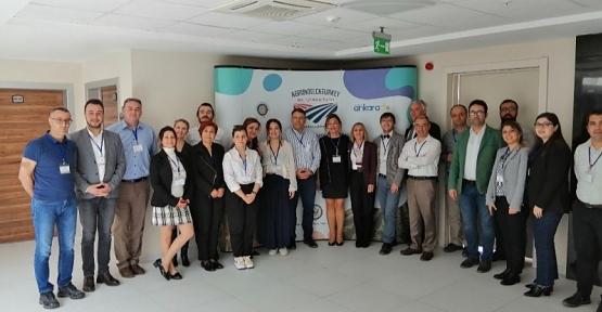 Tarımsal Biyoteknoloji Modelinde Üniversite-Sanayi İşbirliğinin Geliştirilmesi Proje Eğitimi Etkinliği Düzenlendi