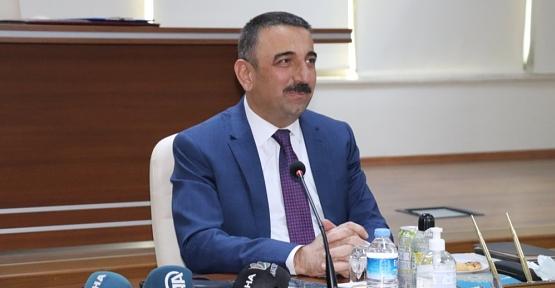 Vali Hacıbektaşoğlu, Vaka Sayıları Pandemi Döneminin En Düşük Seviyesine Geriledi