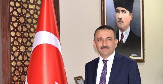 Vali Osman Hacıbektaşoğlu'nun '10 Ocak Çalışan Gazeteciler Günü' Kutlama Mesajı