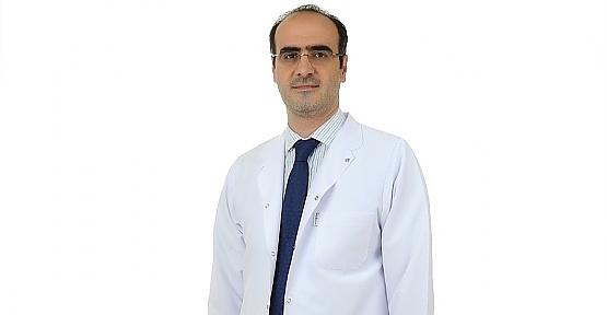 Yrd. Doç. Dr. Harun Küçük, Üst Solunum Yolu Enfeksiyonları ve Alınması Gereken Önlemler Hakkında Bilgi Verdi