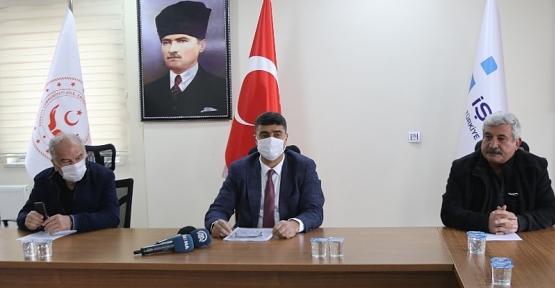 Siirt İşkur İl Müdürlüğü Hedef Gerçekleştirme Açısından Türkiye Genelinde İlk Üçe Girdi