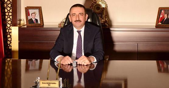 """Vali Hacıbektaşoğlu'ndan Vatandaşlara Çağrı, """"Herkesin Kurallara Katı Bir Şekilde Uymasını  İstirham Ediyorum"""""""