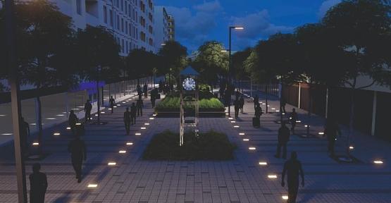 Güres Caddesinin Tanıtım Toplantısı Gerçekleştirildi