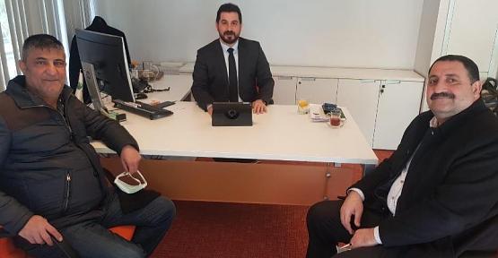 TEB'in Başarılı Müdürü Ali Karaaslan'ın Tayini Çıktı