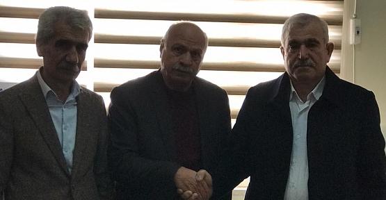 Sason Belediyesi İle Belediye İş Arasında Toplu İş Sözleşmesi İmzalandı