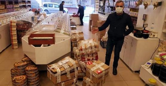 Coğrafi İşaretli Pervari Balı Satışında Pandemide Artış Yaşandı