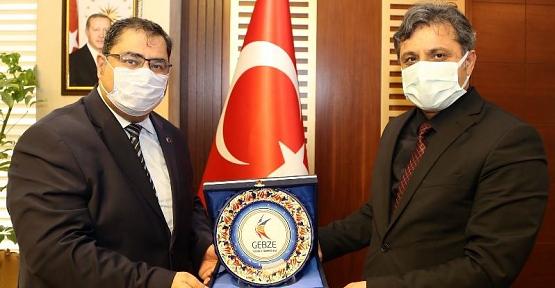 Gebze Teknik Üniversitesi Rektörü Aslan, Siirt Üniversitesini Ziyaret Etti