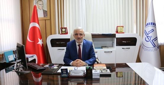 İl Müftüsü Kapıcıoğlu: ''Üç Aylar Bereketli Maneviyat Mevsimidir''