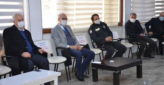 Kurtalan Kaymakamı/Belediye Başkan Vekili İhsan Emre Aydın, Esnafın Sorunlarını Dinledi