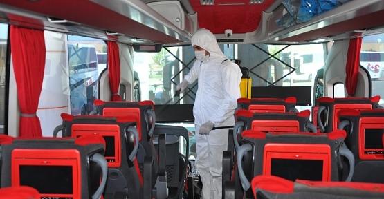 Siirt Belediyesi Koronavirüsle Mücadeleyi Aralıksız Sürdürüyor