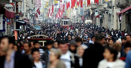 Türkiye'nin Nüfusu 83 Milyon 614 Bin 362 Kişiye Ulaştı