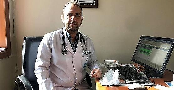 Yrd. Doç. Dr. Yasin Sarı, Üst Solunum Yolu Enfeksiyonları Hakkında Bilgi Verdi