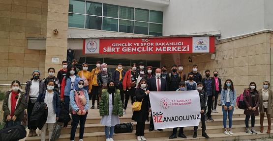 Biz Anadoluyuz Projesi Programları Başladı