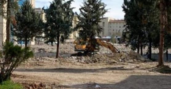 Eski KYK Arazisi Otoparka Dönüştürülüyor