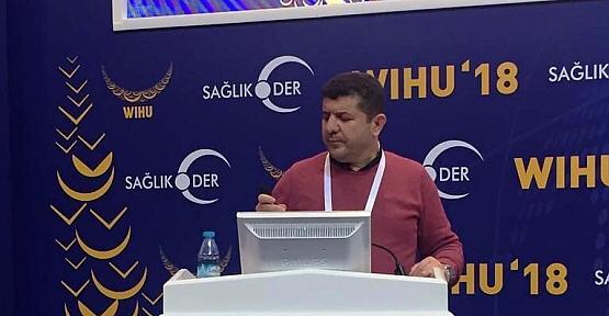 Sağlık-Der Siirt İl Başkanı Adnan Sevgili; 14 Mart Tıp Bayramımız Kutlu Olsun..