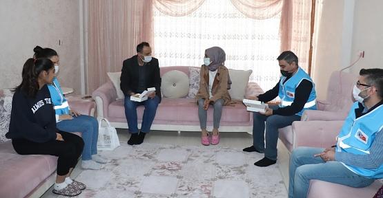 Siirt Belediyesi Çölyak Hastalarına Glutensiz Baklava Dağıttı