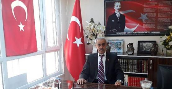 Bahçelievler Mahalle Muhtarı Erdoğan Danış'tan Siirtlilere Teşekkür