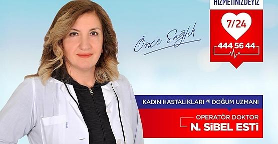 Dr.Nurdagül Sibel Esti,Hamilelikte Hem Annenin Hem Bebeğin Sağlığını Tehdit Eden 6 Sağlık Problemini Anlattı