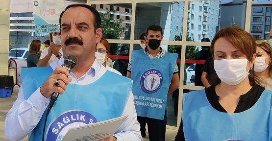 Sağlık-Sen Siirt Şubesinin 14 Mart Tıp Bayramı Açıklaması