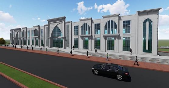 Siirt Kültür Merkezi, İl Halk Kütüphanesi ve İl Müdürlüğü Hizmet Binasının İhalesi 6 Nisan'da Yapılıyor