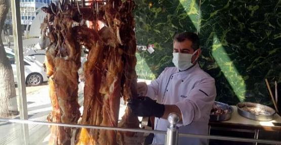 """Siirt'te Kontrollü Normalleşme,""""Büryan Kebabı""""na İlgiyi Artırdı"""