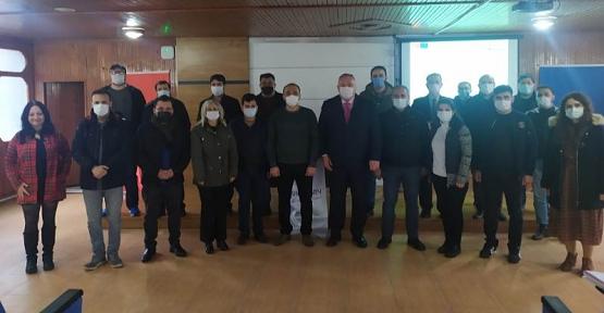Siirt Üniversitesinde İşgücü Piyasası Politikaları ve Yenilikçi Destek Mekanizmaları Çalıştayı Düzenlendi