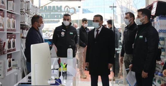 Vali Osman Hacıbektaşoğlu, Şubat Ayını Günlük 8 Ortalama Vakayla Kapattık