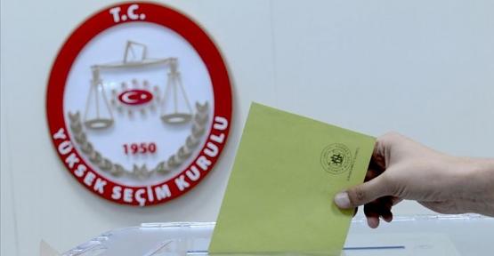 YSK, Nüfusa Göre İllerin Çıkaracağı Milletvekili Sayısını Belirledi