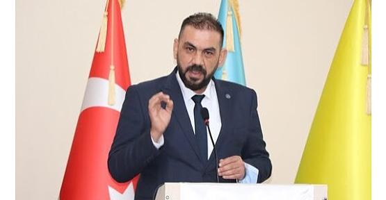Cengiz Özbilici'den 1 Mayıs Açıklaması