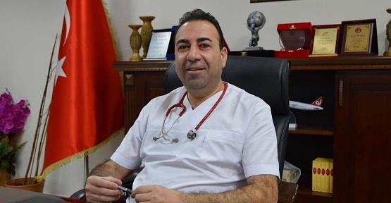 Prof. Dr. Arıca, Aşı Sırası Gelenleri Aşı Olmaya Davet Etti