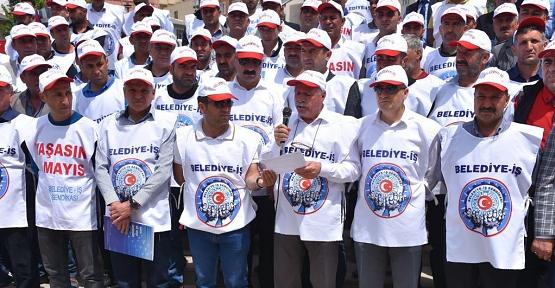 Siirt Belediye İş Sendikasından 1 Mayıs Açıklaması